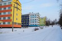 Строительство жилого поселка Талакан (10 000 человек), со всей инженерной и социальной инфраструктурой, включая строительство объектов социального назначения, инженерных сетей и дорог