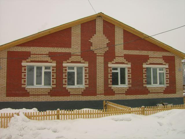 Двухквартирный жилой дом в с. Киинское район им. Лазо