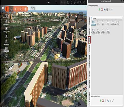 Autodesk представил библиотеку российских фасадов зданий