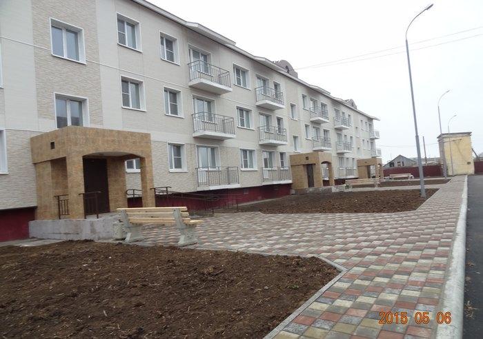 На опережение: Представители НП СРО «Сахалинстрой» приняли участие в приемке жилого дома в Красногорске