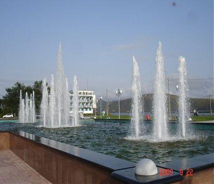 Конкурс на разработку центра города Комсомольска-на-Амуре