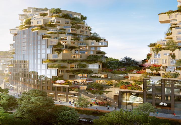 Лучшие экологические здания 2021