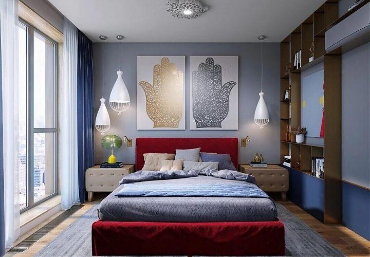 Дизайн спальни 2021
