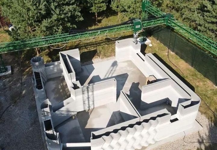 В Ярославской области напечатают целый поселок на 3D-принтере