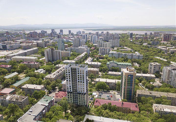 Многоквартирный жилой дом по ул. Ким-Ю-Чена